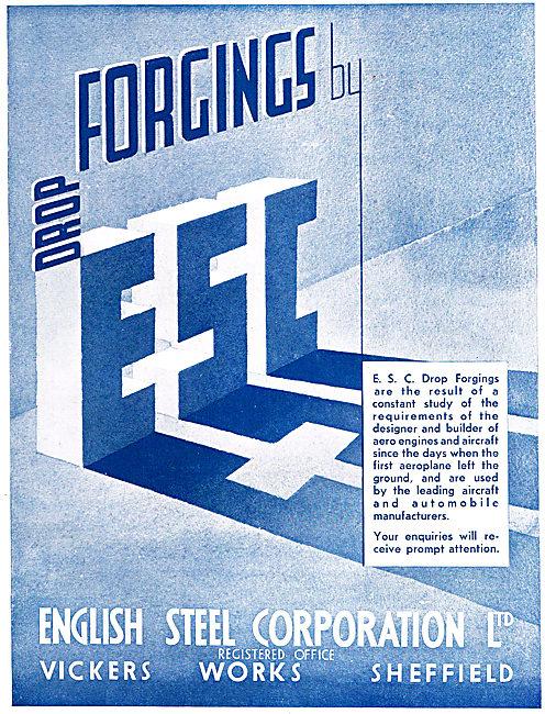 English Steel - Drop Forgings