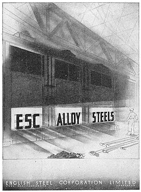 ESC - English Steel Corporation