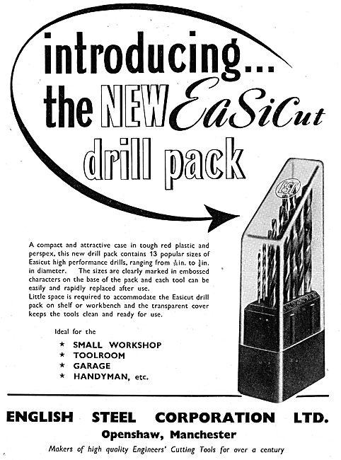 English Steel ESC Easicut Drill Pack