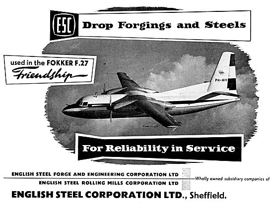 English Steel Corporation - ESC Drop Forged Components