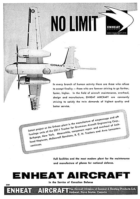 Enheat Aircraft Maufacturing Canada