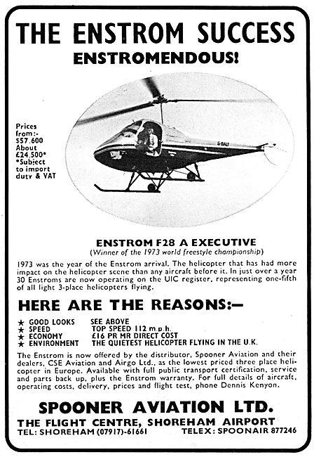 Enstrom F28 A Executive