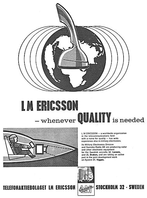 Ericsson Avionics - Svenska Radio