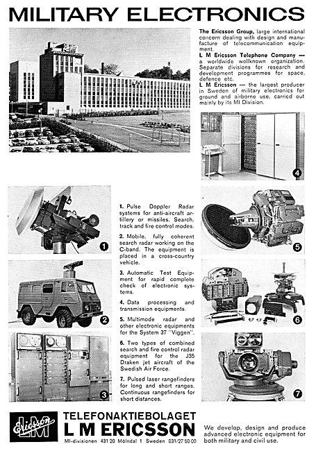 Ericsson Military Avionics