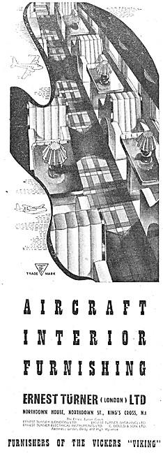 Ernest Turner Aircraft Interior Furnishings