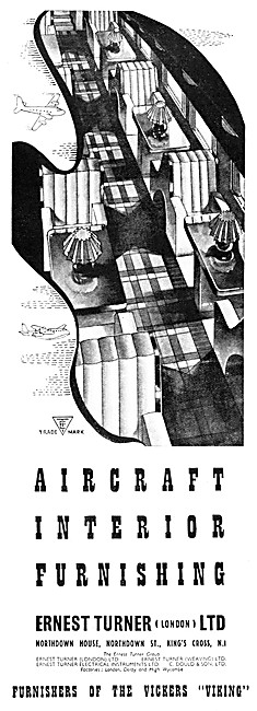 Ernest Turner Aircraft Interior Furnishings