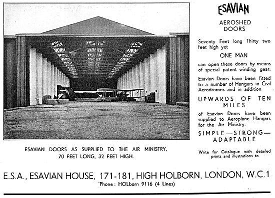 Esavian Hangar Doors