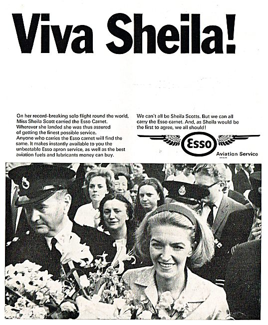 Esso Aviation Fuels (Sheila Scott)