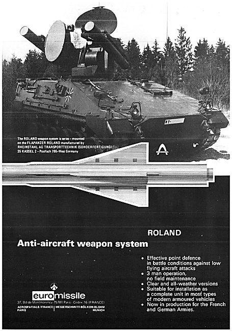 Euro Missile Roland
