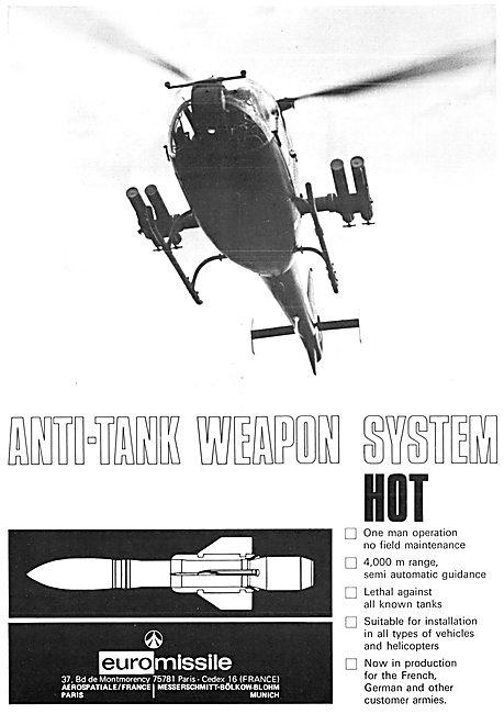 Euro Missile Hot Missile