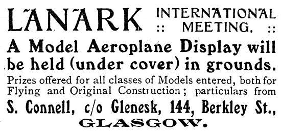 Lanark Aviation Meeting 1910