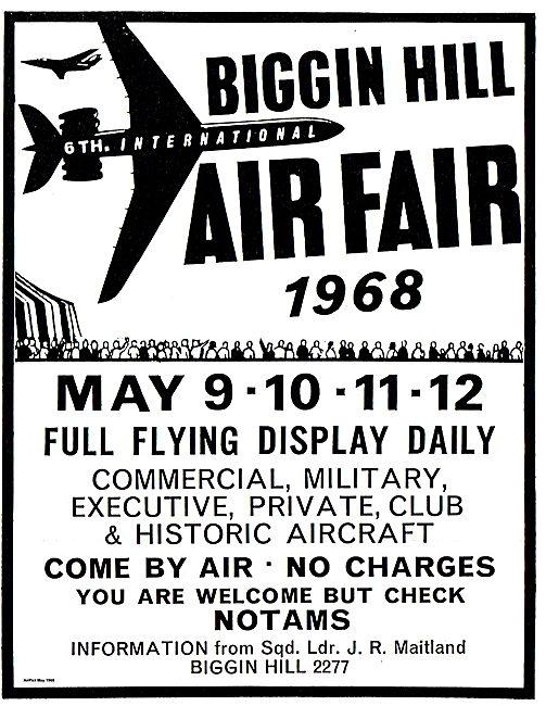 Biggin Hill Air Fair 1968