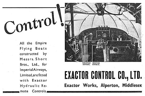 Exactor Controls