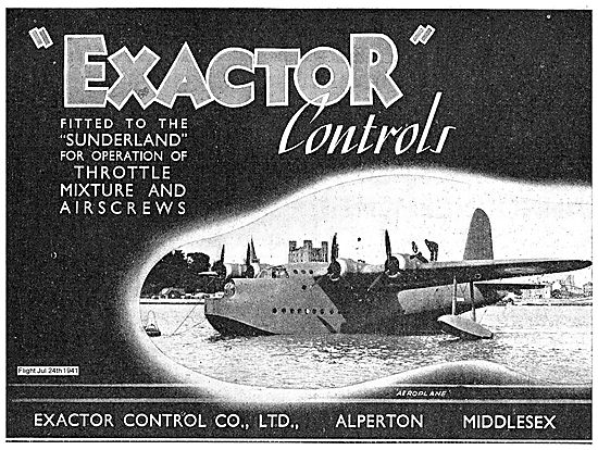 Exactor Controls. Short Sunderland