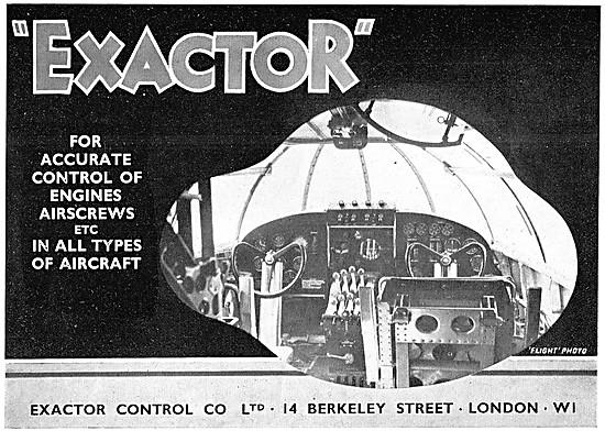 Exactor Remote Controls - Exactor Controls