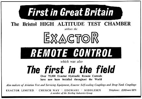 Exactor Remote Controls