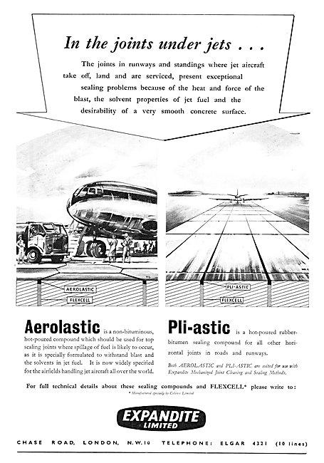 Expandite Aerolastic - Expandite Pli-Astic