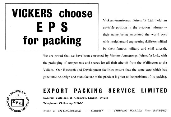 Export Packing Service. DRICLAD. Stands & Case Packs For Parts