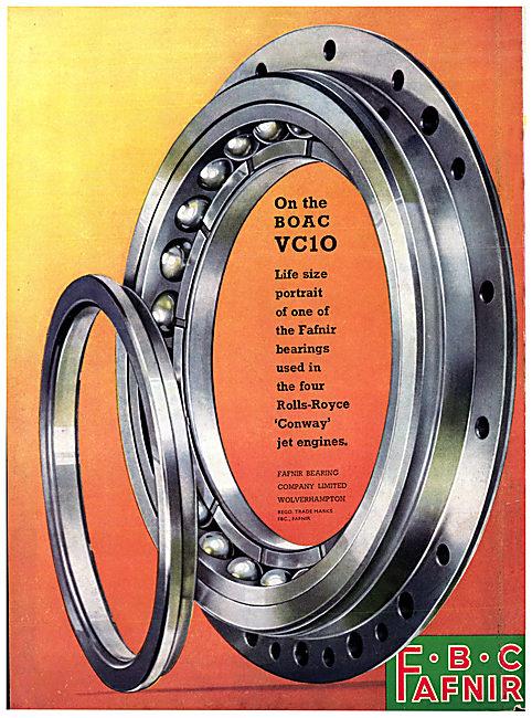Fafnir Bearing Co : FBC: Bearings