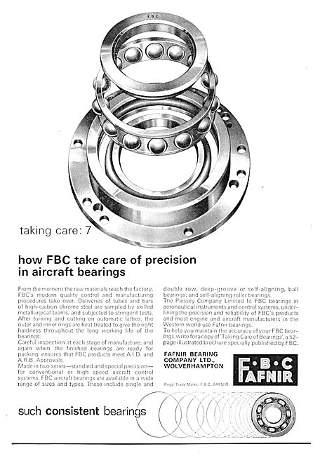 FBC Fafnir Bearings