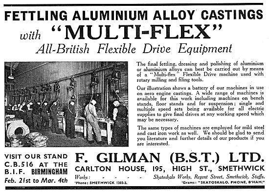 FGilman Flexible Drive Equipment
