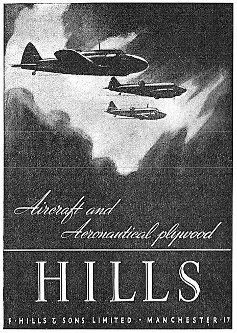 F.Hills Aeronautical Plywood