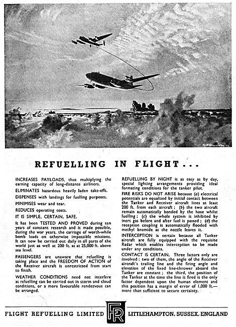 Flight Refuelling