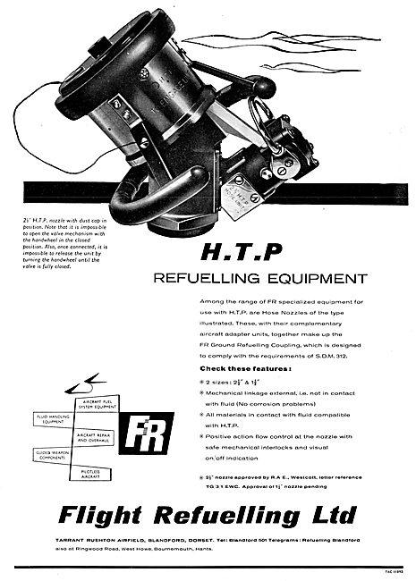 FRL Flight Refuelling. In-Flight Refuelling.Equipment HTP