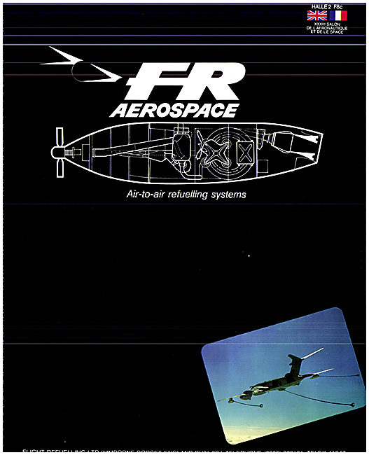 Flight Refuelling Air-To-Air Refuelling Systems