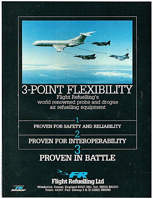Flight Refuelling Probe & Drogue Air Refuelling Equipment