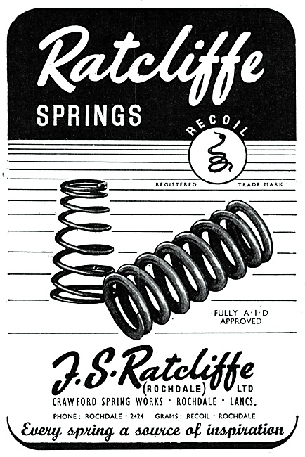 F.S.Ratcliffe Springs