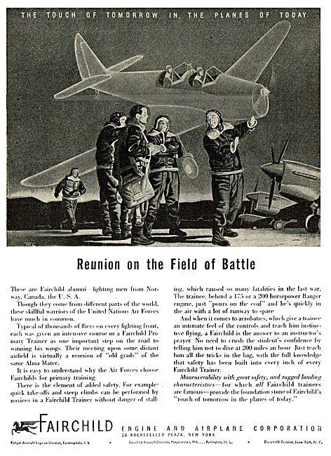Fairchild Aircraft & Engines