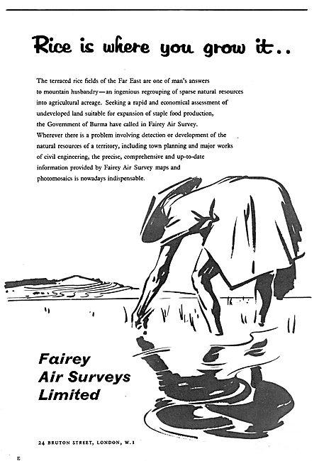 Fairey Air Surveys Ltd