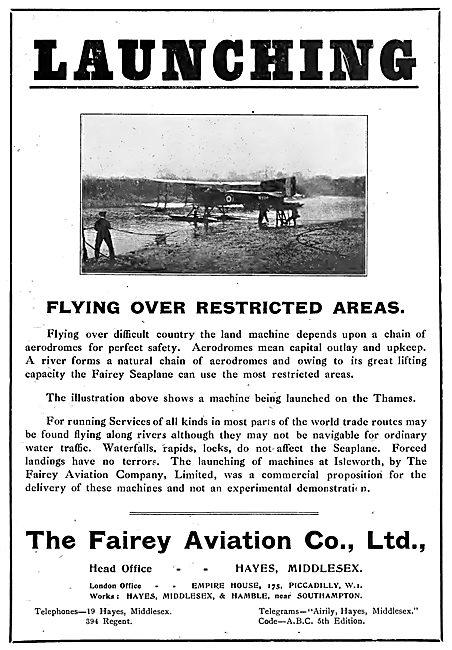 Fairey Seaplane