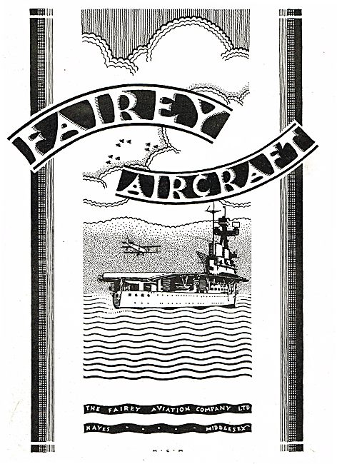 Fairey Aircraft Hayes Middlesex