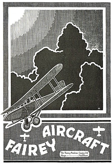 Fairey Aircraft - Hayes Middlesex
