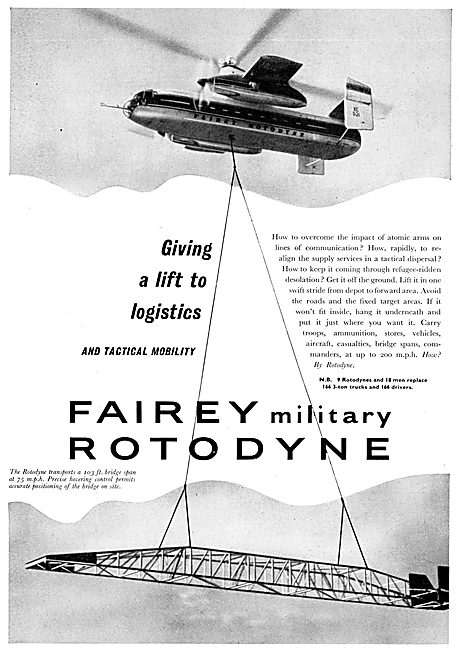 Fairey Rotodyne