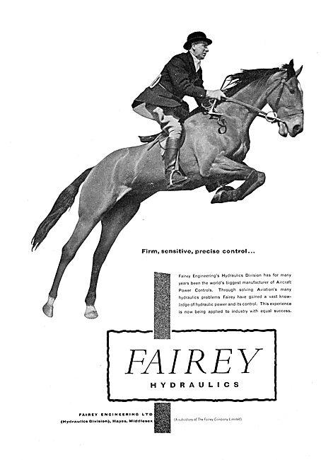 Fairey Engineering - Hydraulics