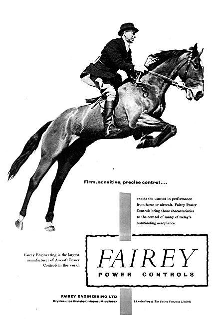 Fairey Engineering - Power Controls