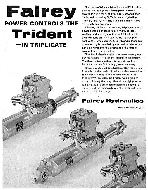 Fairey Hydraulics -  Fairey Power Controls