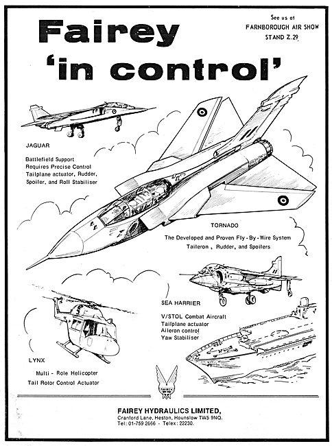 Fairey Hydraulics & Controls