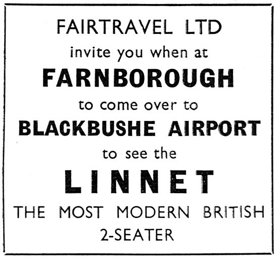 Fairtravel Linnet