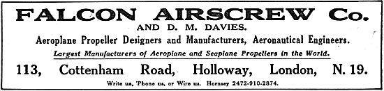 Falcon Airscrew