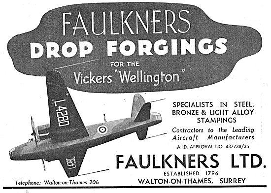 Faulkners Ltd. Drop Forging