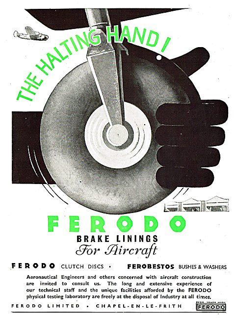 Ferodo - Ferobestos Bushes & Washers
