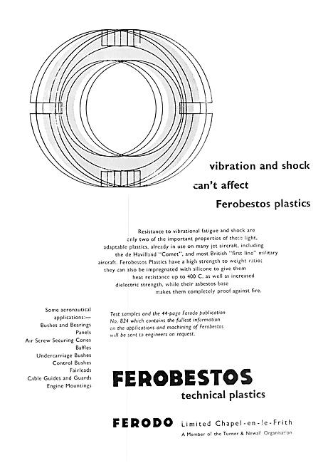 Ferodo Plastics 1954