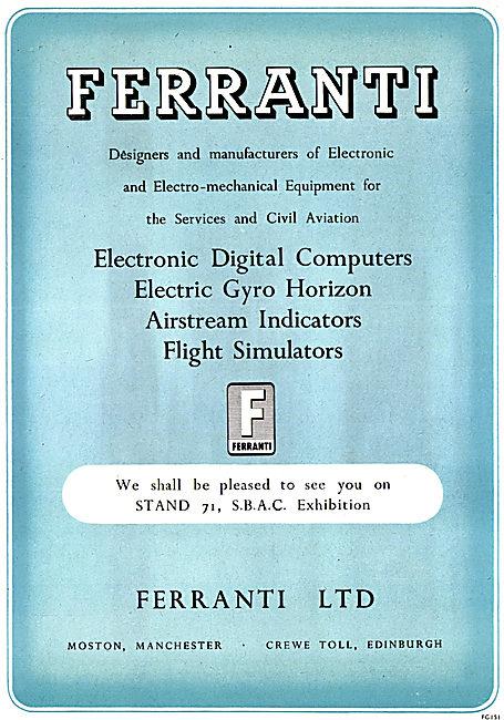 Ferranti Computers & Flight Instruments