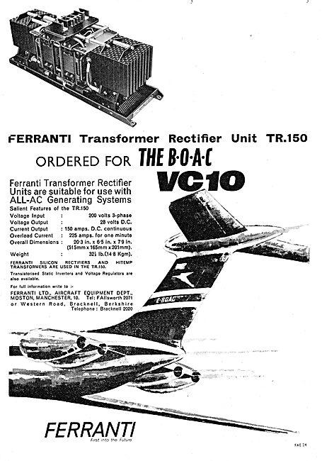 Ferranti Electrical Equipment