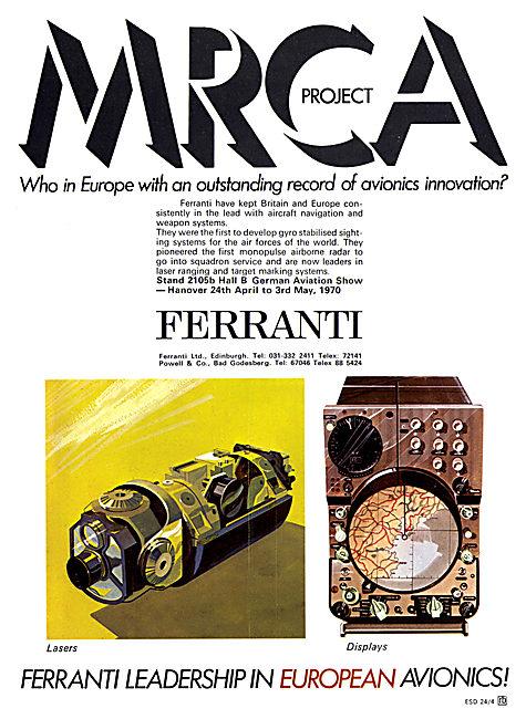 Ferranti Avionics