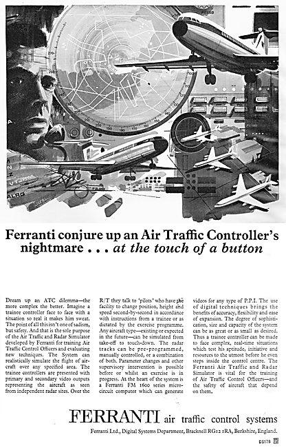 Ferranti ATC Simulator